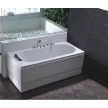 Square Corner Whirlpool Massage Bathtub (JL803)