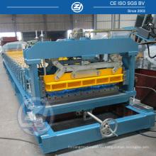 Машина для производства рулонной плитки для черепицы