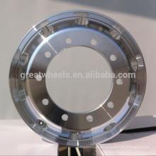 Hochfeste Aluminium-Lkw-Rad 22,5 Zoll, LKW und Bus Räder für heißen Verkauf