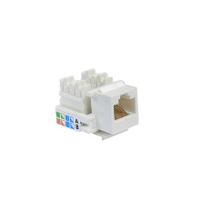 High quality Standard Commscope cat5e keystone jack