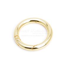 Кольцо с пружинными затворами