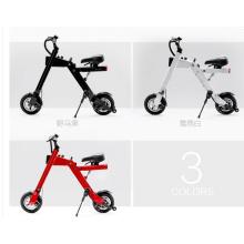 3colours Conduite facile portant mini scooters pliables