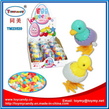 Easter Gift Surprise Egg Toy with Candy