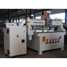 Arbeitsbereich 1300 * 2500mm Holzbearbeitung CNC Router Maschine CE Zertifikat