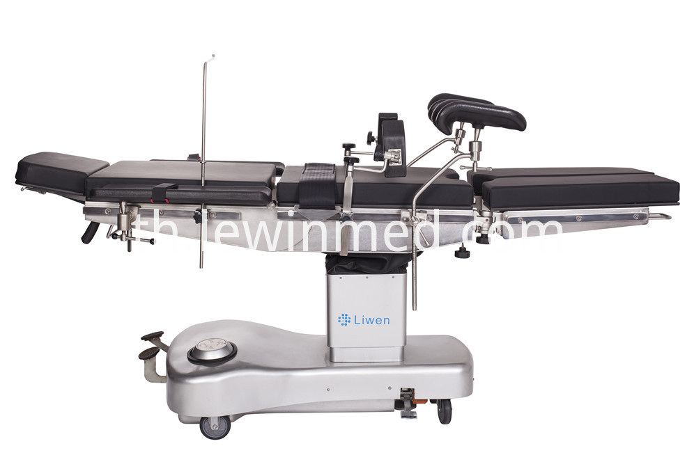 Manual Surgical Bed