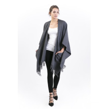 Perfectu-100% Wearable Cashmere Jacket with Pockect