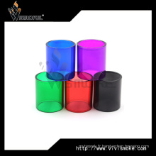 Tube de remplacement coloré Uwell Crown Glass Tube Bell Cap