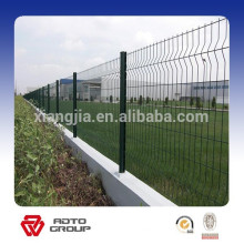 exterior and interior partition grid fence