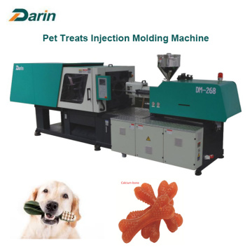 Injection Hedgehog Dog Treat Spritzgießmaschine