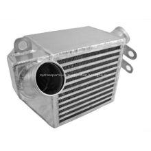 Placa de aluminio Intercooler / enfriador de aire de carga