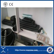 Изготовление экструдера Изготовление гибкой полиэтиленовой трубы