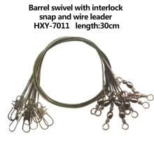 Pivot de baril de haute qualité avec bouton-pression et câble