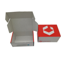Custom Carton Corrugated Mailing Boxes Packaging with Printing Logo