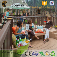 Building decoration material wpc decking outdoor