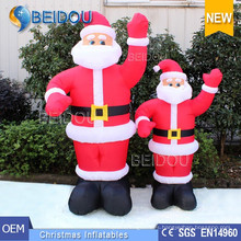 Almacenamiento de Navidad adornos 2016 Inflables Grinch árbol de muñeco de nieve decoraciones de Navidad