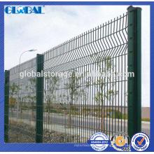 Китай поставка фабрики дешевые провод сад забор / дешевые проволоки забор пост