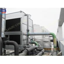 Chiller Plant Torre de enfriamiento de circuito cerrado