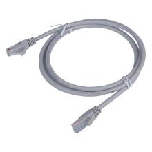 Типы сетевых кабелей CAT6 и установка разъемов