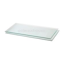 precio de alta calidad del vidrio flotado 3660 * 2440, cuenco de cristal grande de China