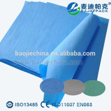 Emballages stériles de stérilisation de papier chirurgical