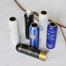 Aluminium Aerosoldose für Sonnenschutz Spray Packing (PPC-AAC-024)