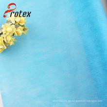 Hochwertige 100% Polyester Soild Farbe Non-Woven Flower Wrap Stoff