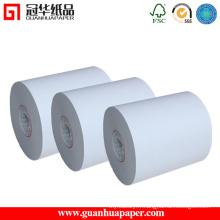 Rouleau de papier thermique OEM de haute qualité 80 mm