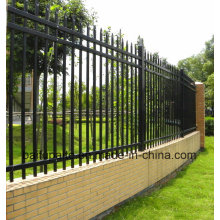 Good Quality Aluminum Fence Garden Fence Outdoor Fence Metal Fence Durable Metal Fence