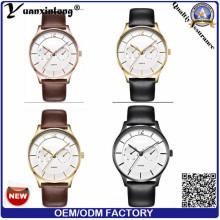 Mechanical Quartz Watch Auto Hand Chronograph Simple Men Watch Business Chronograph Wrist Watch Mens