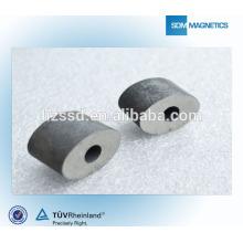 Сверхвысокотемпературные кольцевые магниты AlNiCo для двигателей