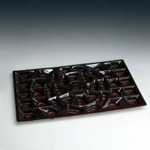 High Quality Plastic Packaging for Chocolate Tray