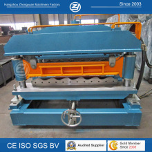 Tile Cold Roll Forming Machine with Mitsubishi PLC
