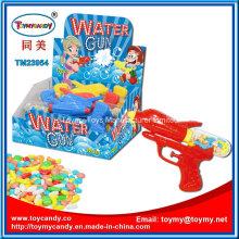 Super Wasserpistole Spielzeug mit gepressten Candy oder Jellybean