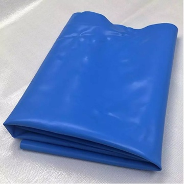 Color azul hdpe geomembrana CE probado