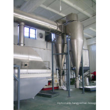 Rectilinear Vibrating-Fluidized Dryer Used in Lees Seed
