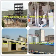 Línea de producción de pellets de alimentación animal de alto rendimiento