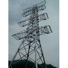 80M Electric Power Steel Tower