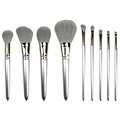 9-teiliges professionelles Make-up-Pinsel-Set