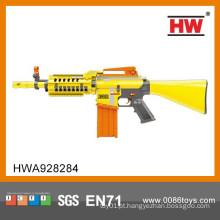 Arma de bala Soft elétrica plástica do projeto novo