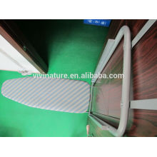 Over door mesh ironing table