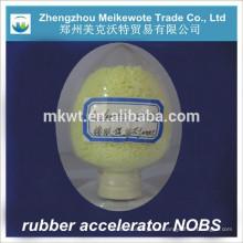 Acelerador de MBS (CAS NO.:102-77-2) para cintas transportadoras de goma