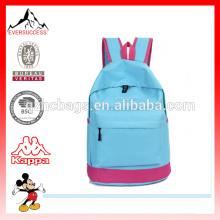 Mochila de poliéster de alta qualidade para mochila de escola