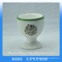 Taza de alta calidad de huevos de cerámica