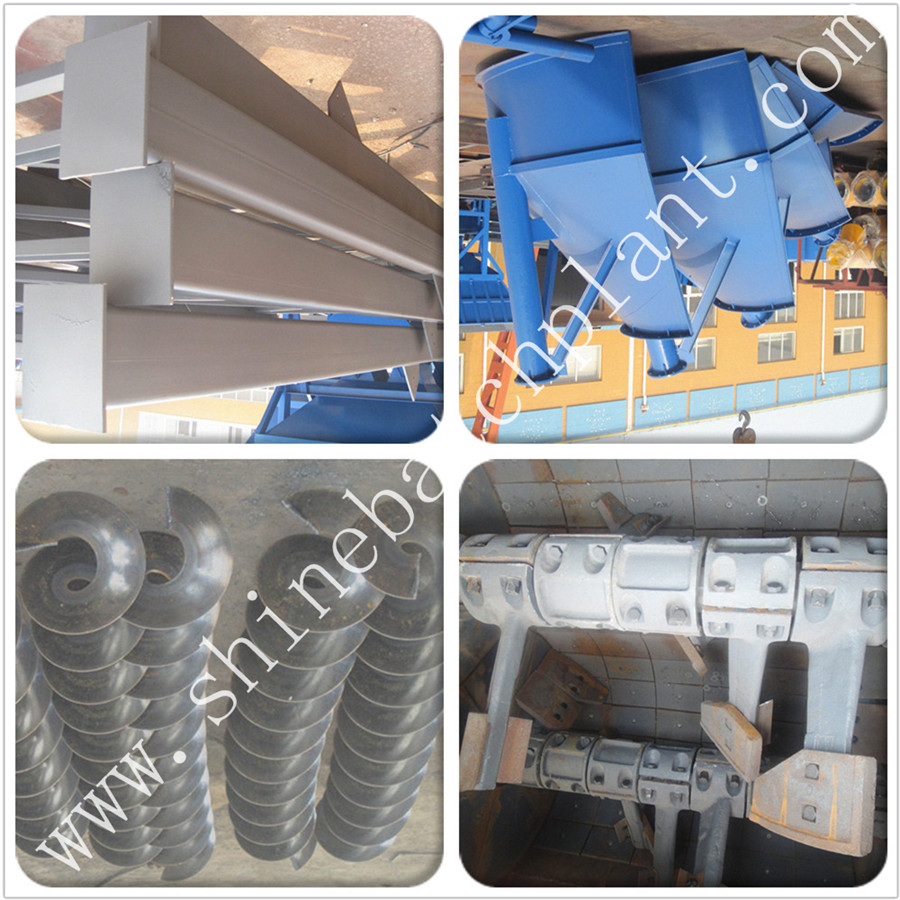 Accessories Concrete Mix Plant 02