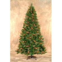 Feuille de PVC de haute qualité pour les feuilles d'arbre de Noël