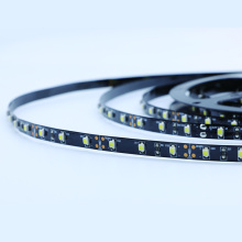 3528SMD 60led negro PCB mono led Strip