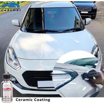 Keramikbeschichtung für Autos