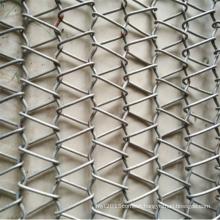 Food Industry Stainless Steel Wire Mesh Conveyor Belt