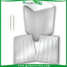 2014 getbetterlife buena calidad el profesional cánula perforaciones en el cuerpo de la aguja