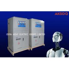 Автоматический трехфазный стабилизатор напряжения переменного тока